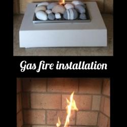 gas-fire-installation