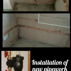 installation-new-pipework