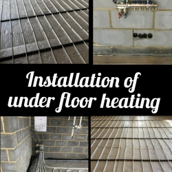 installation-of-under-floor-heating
